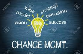 Management of changes